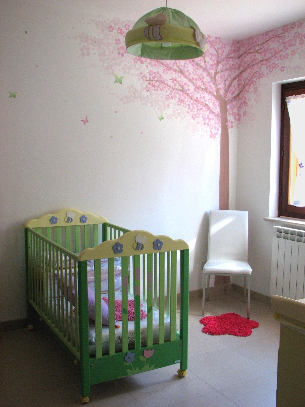 Dipinti Murali Per Camerette dipinti per camerette - chiara lanari