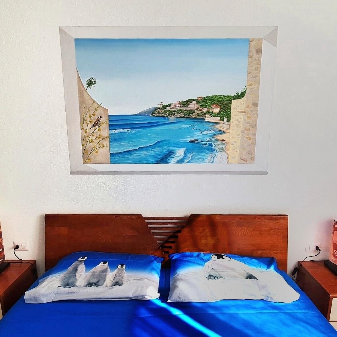 camera da letto+Chiara Lanari